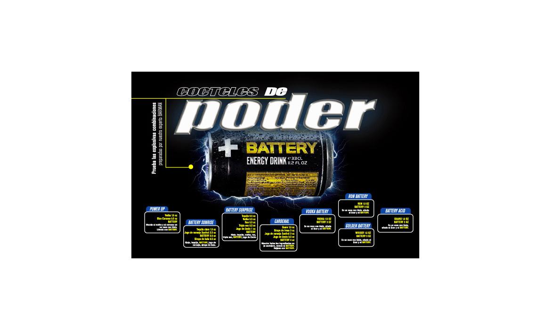Publicidad Battery