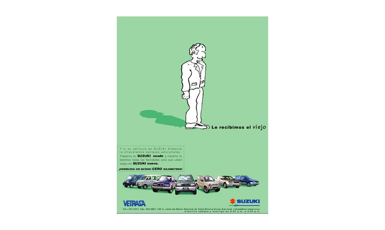 Publicidad Suzuki